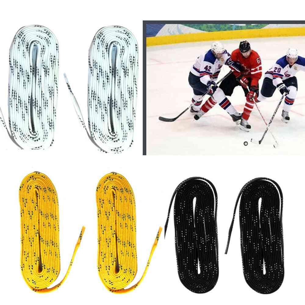 Sport Shoe Laces For Ice Hockey Skates