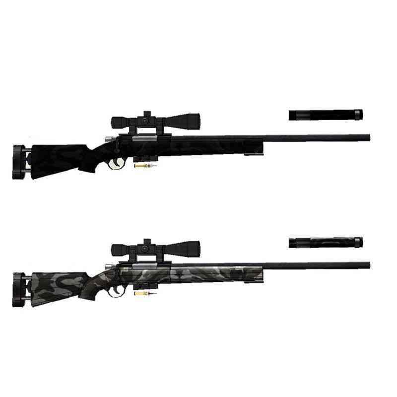 Paper Model M24 Sniper Rifle