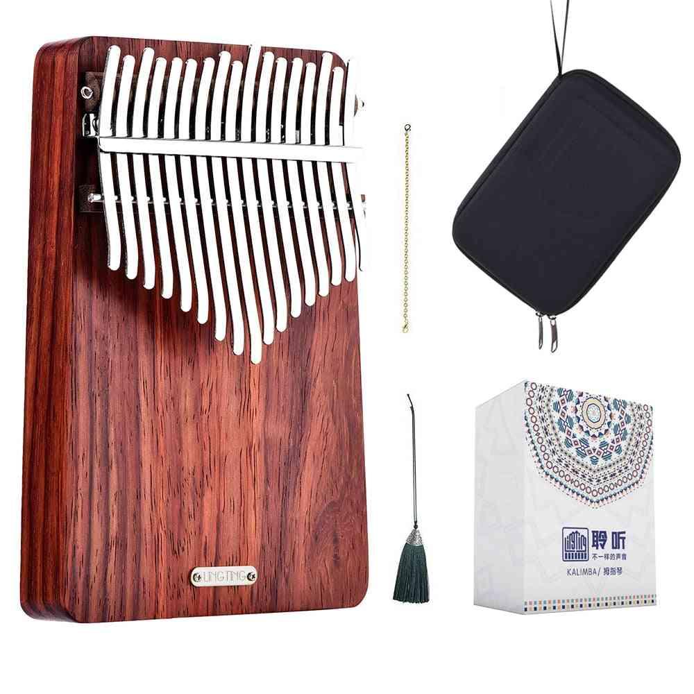 17 Keys Kalimba Mbira Thumb Piano?wind Whisperer?
