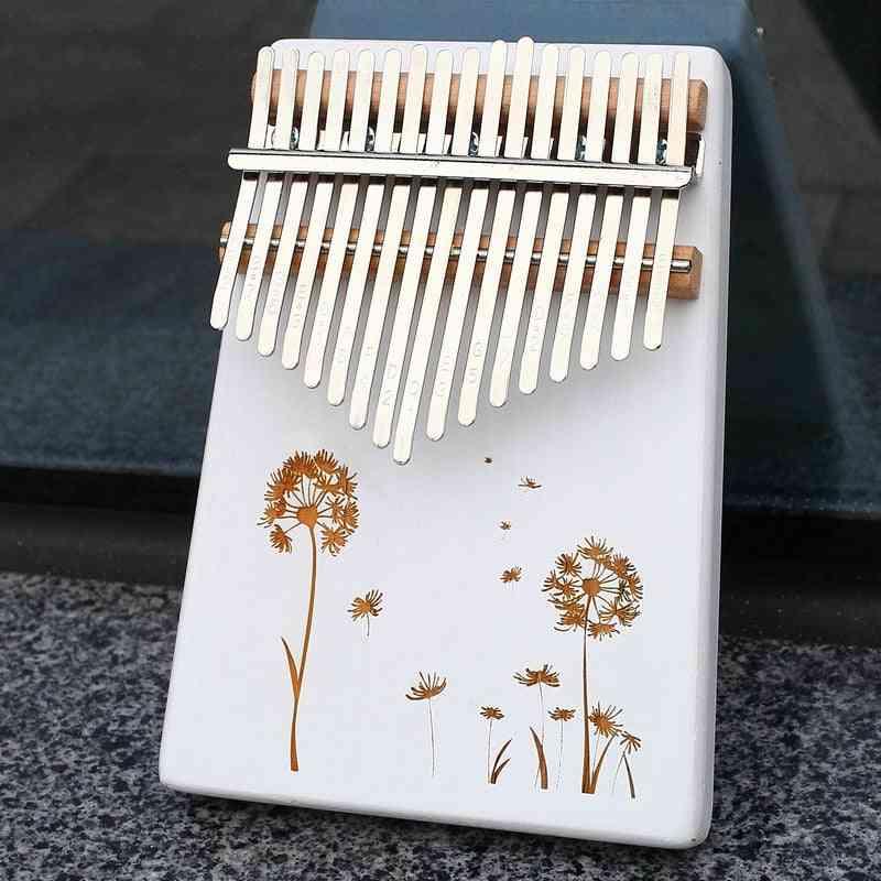 17 Metal Keys Kalimba Piano-  Musical Instrument