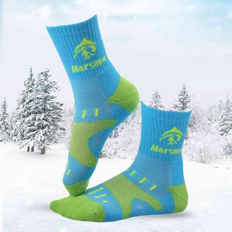 Snow Ski Winter Hiking Socks & Women