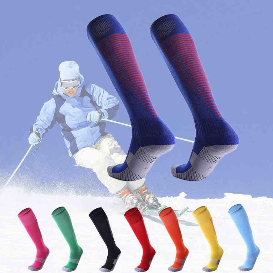 Inter Sports Skiing Thermal Long Socks Outdoor & Women