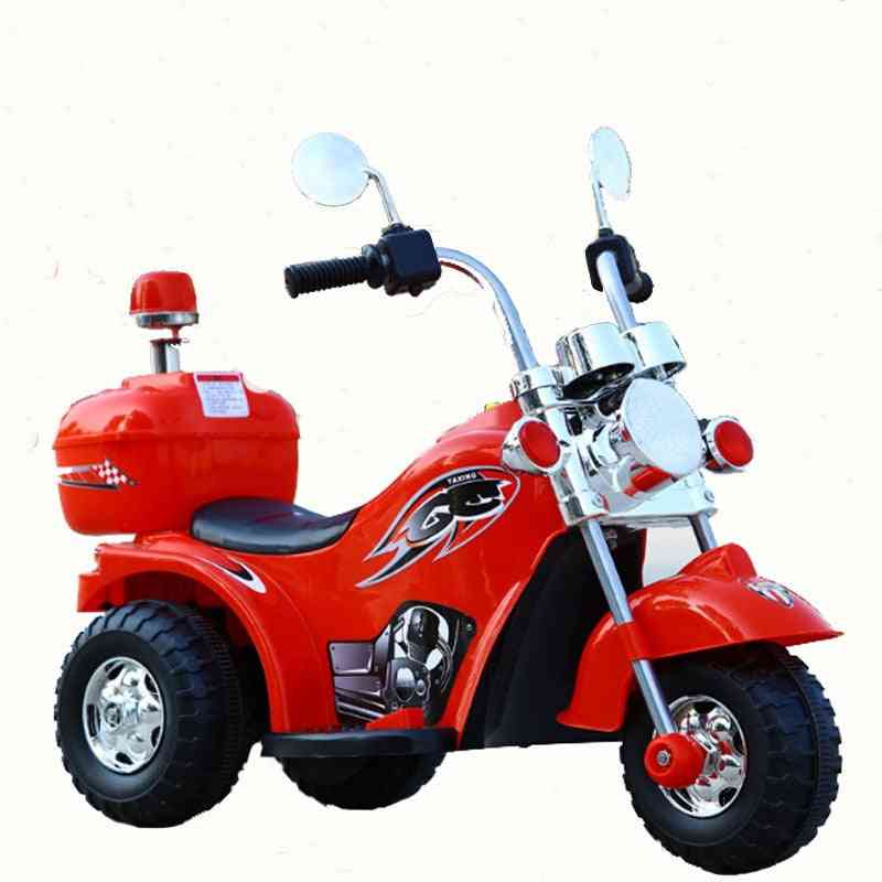 Electric Large Off-road Tricycle -outdoor Toy