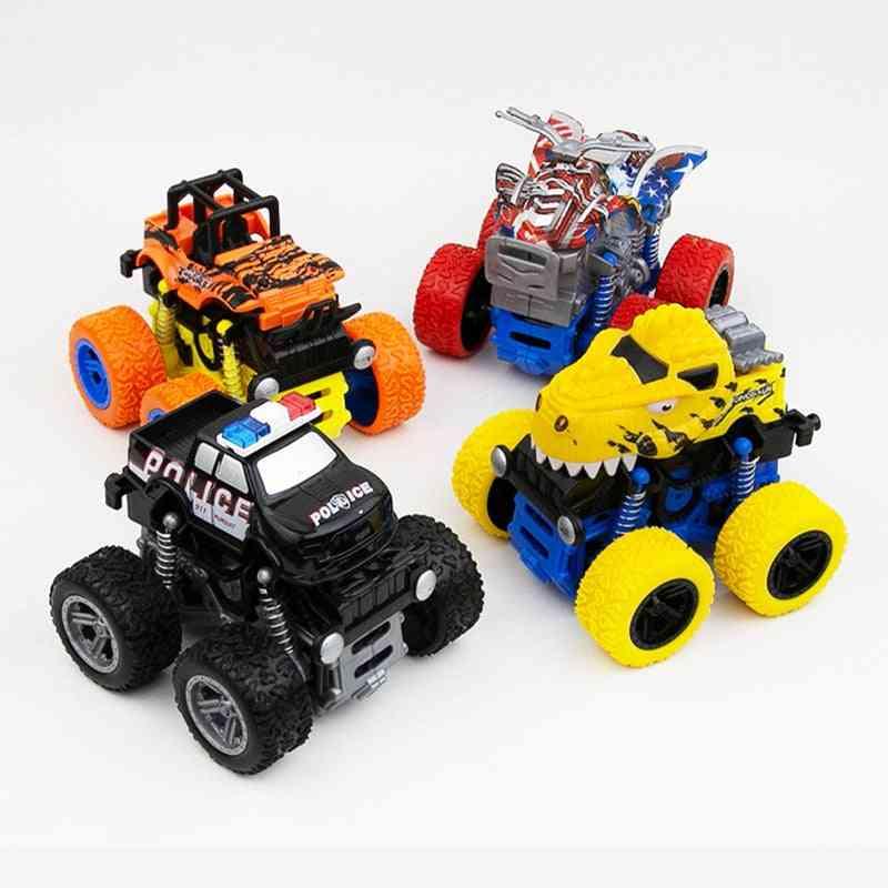 360 Degree Rotating, Stunt Flipping Toy Truck Car Model