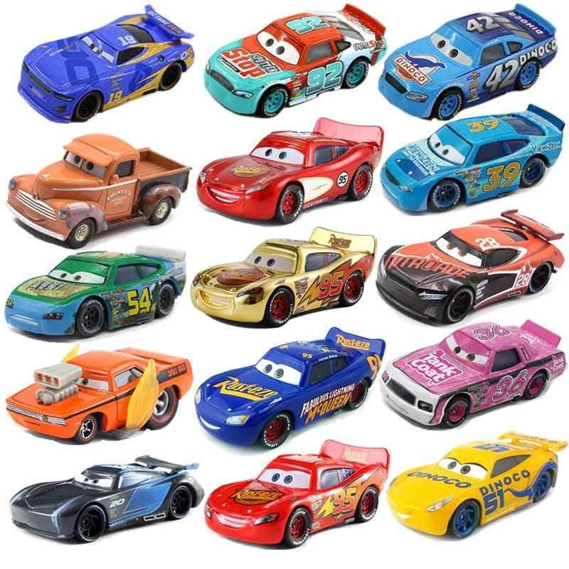1:55 Die-cast Metal Alloy Model-pixar Car Toy For Kids
