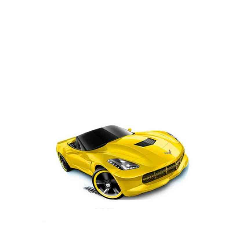 Hot Wheels Basic Car Toy, Mini Alloy Collectible Model