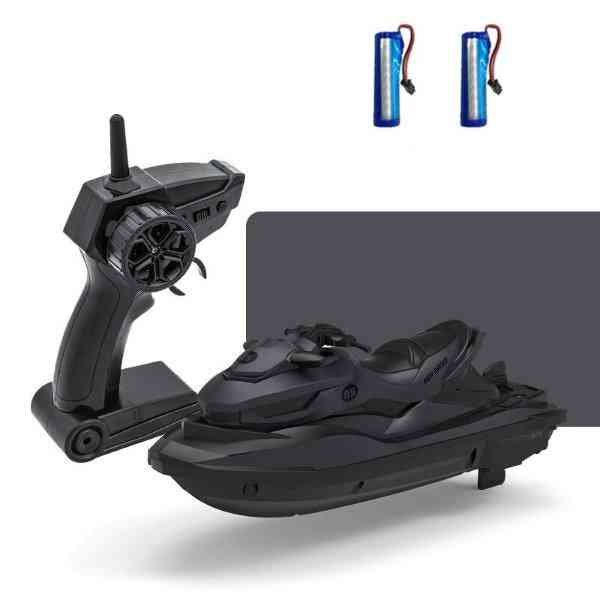 New Mini High-speed Remote Control Boat, Summer Waterproof Electric Motor For