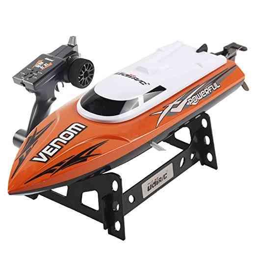 2.4g 4ch Remote Control Speedboat Toy For Kids
