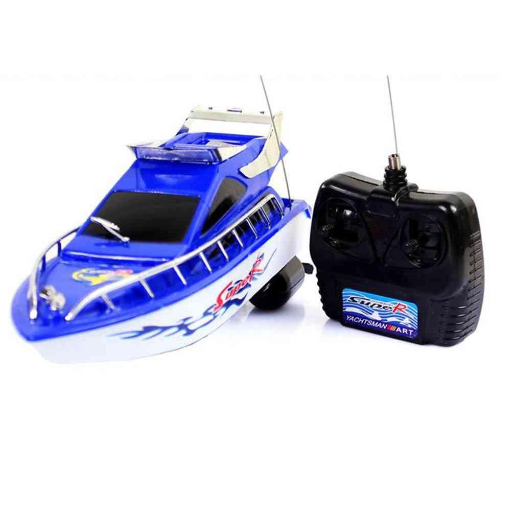 Mini Electric, Remote Control High Speed Boat