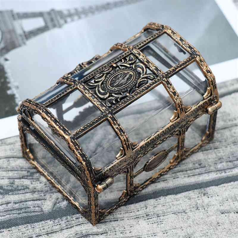 Pirate Treasure Box, Storage Trinket Keepsake