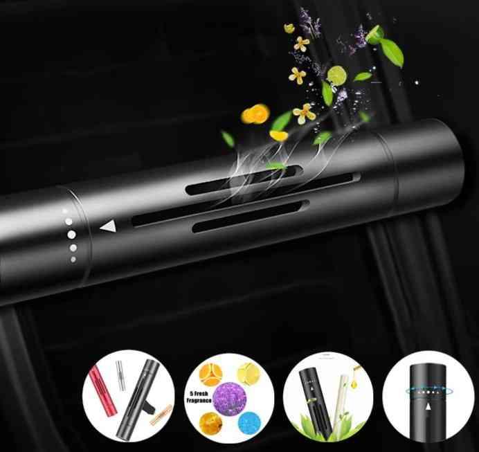 Car Air Freshener Device -vent Clip