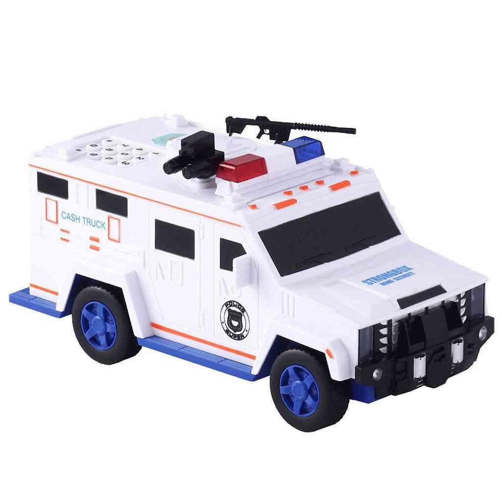 Hummer Transport Tuck Piggy Bank