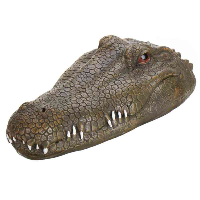 Electric Rc Boat, Rtr Toy- Interesting Crocodile Head Vehicle Teenager -toys Ship