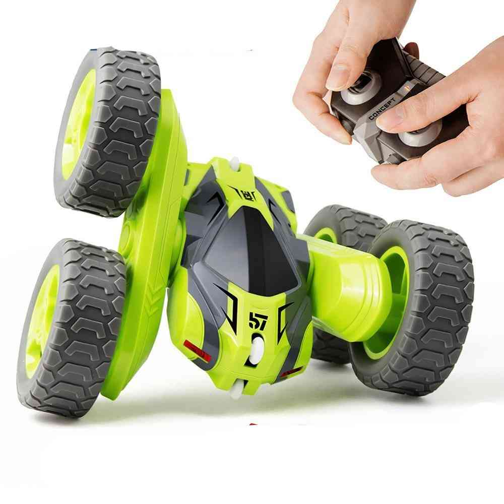 Deformation Buggy Roll Car, 360 Degree Rotating, Double Sided Flip Vehicle