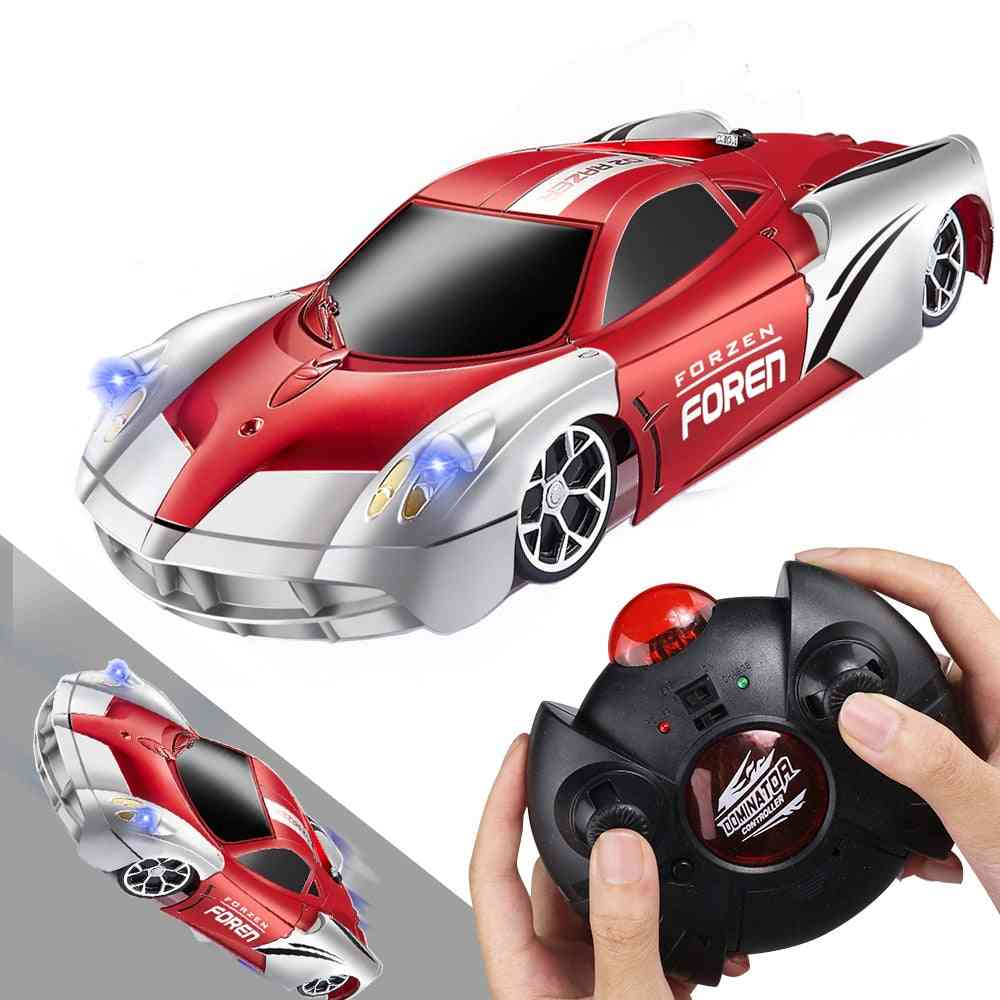 Wall Climbing Remote Control Racing Car-stunt Toy