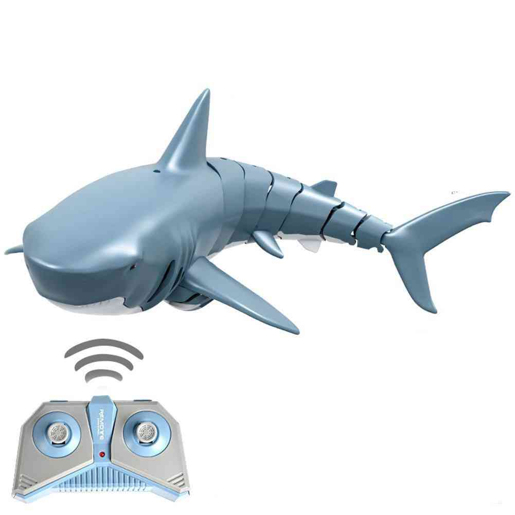 2.4g Waterproof Remote Control Shark Toy For