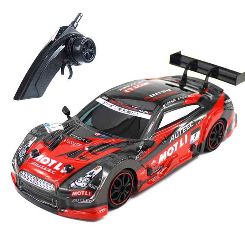 4wd Drift Racing Car, Radio Remote Control Vehicle- Electronic Hobby