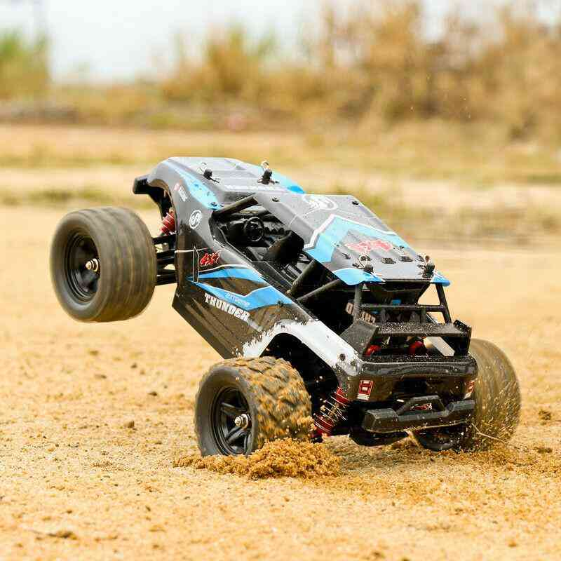 High Speed Remote Controlled Car