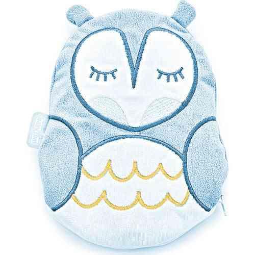 Cherry Core Frog & Owl Baby Pillow