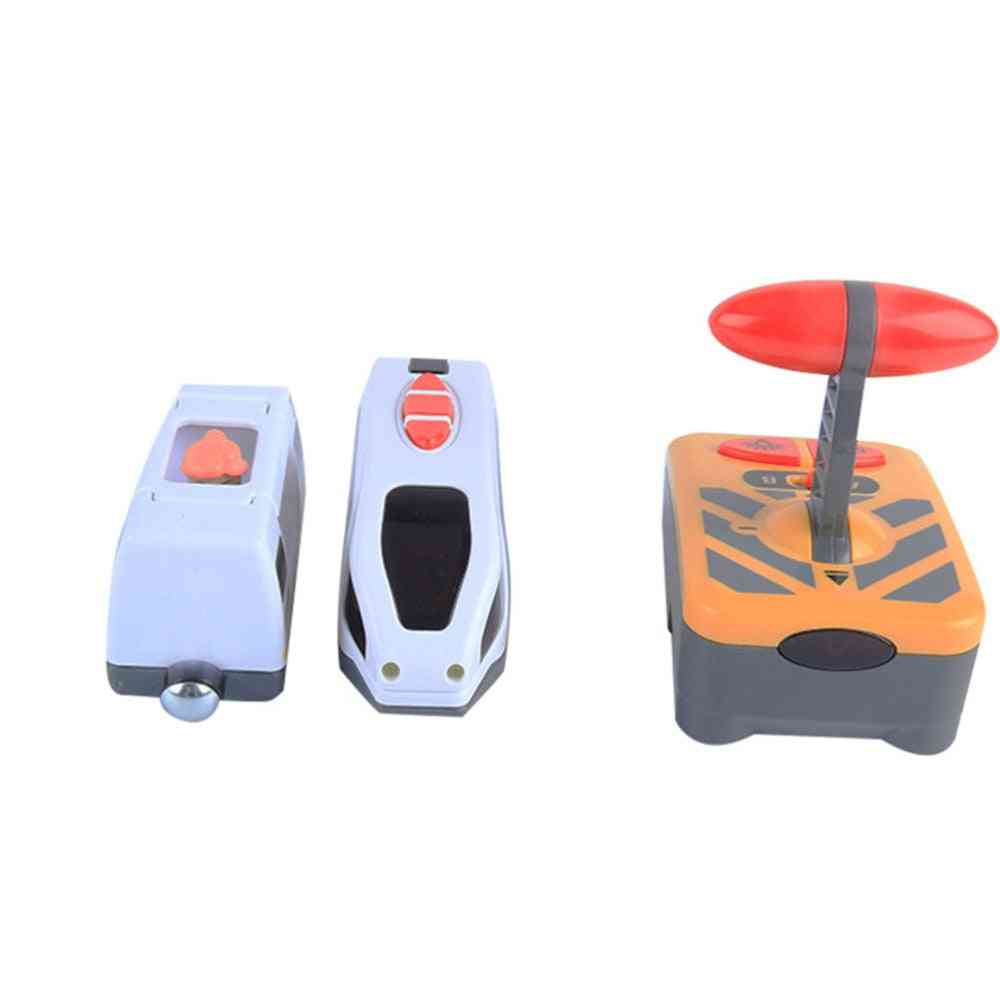 Remote Control Train Toy For