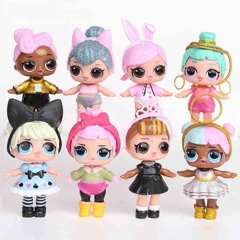 Lol Dolls, Surprise- Hobbies Action Figures