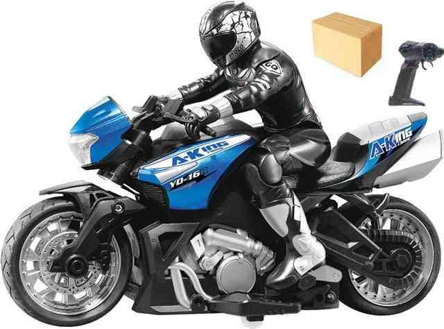 High Speed, Remote Control Stunt Racing-motorbike Toy