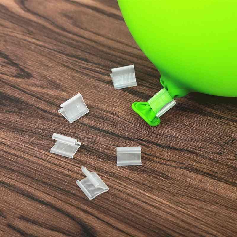 V Shape Clip For Air Balloon Sealing