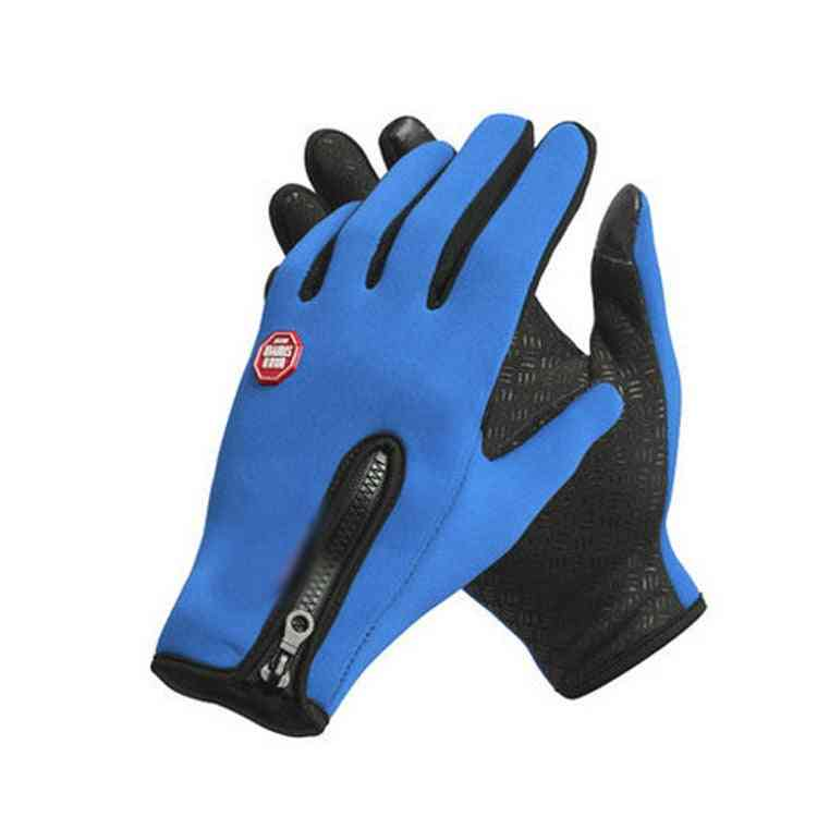 Unisex Touchscreen, Thermal Warm Sports Gloves