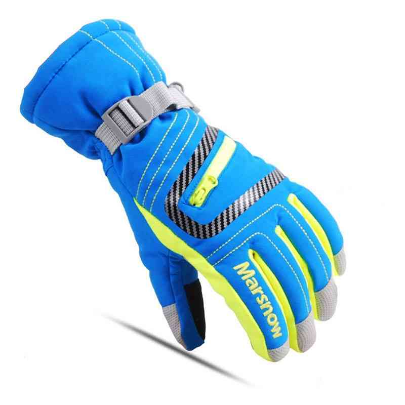 Professional Windproof And Waterproof Ski Gloves
