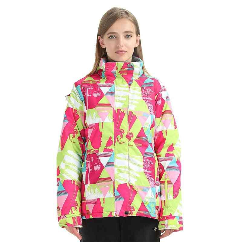 Waterproof Winter Skiing Jacket And Pants