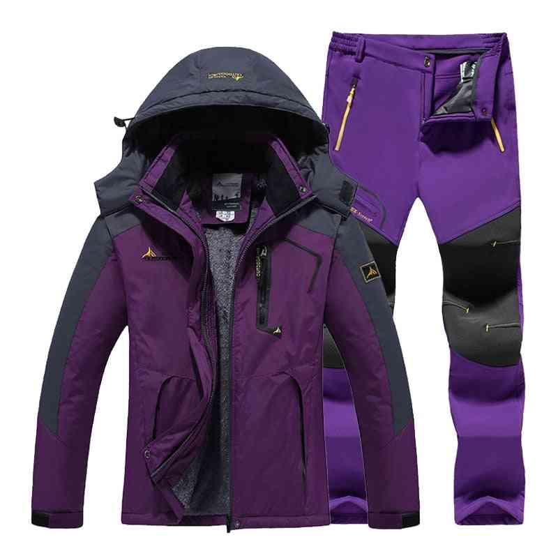 Women Camping Climbing Hiking Jacket / Pants