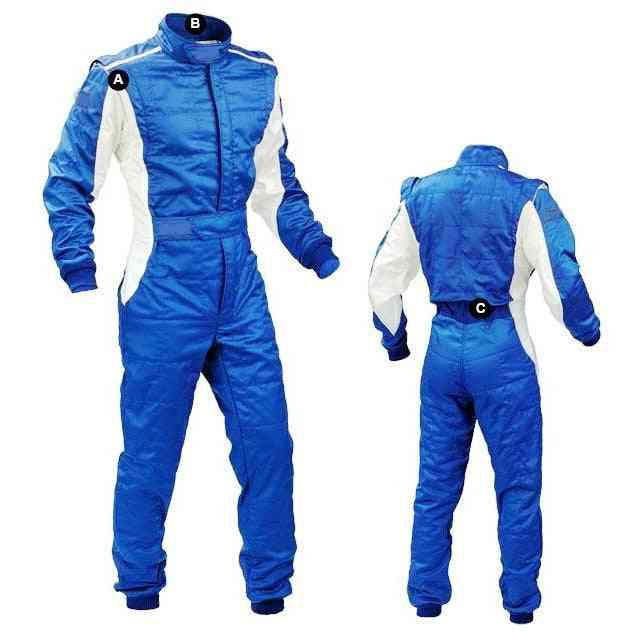 Car Racing Suit Clothing Practice Service, Automobile Race Clothes