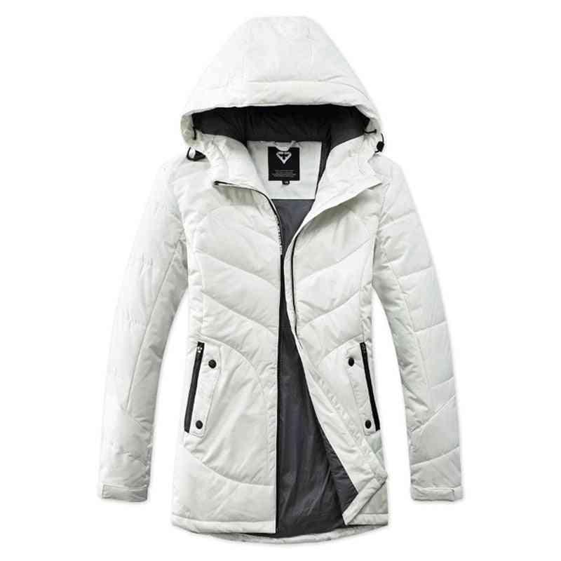 Winter Ski Women Jacket - Waterproof And Windproof Outdoor Wear