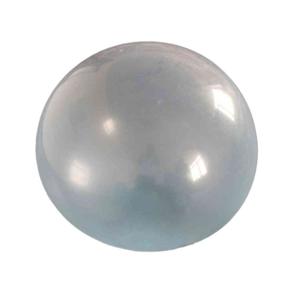 Oversized, Soft Rubber, Inflatable Vent Ball For Kids