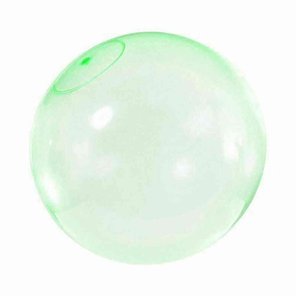 Bubble Ball- Self Sealed Oversized Water Filled Balloon