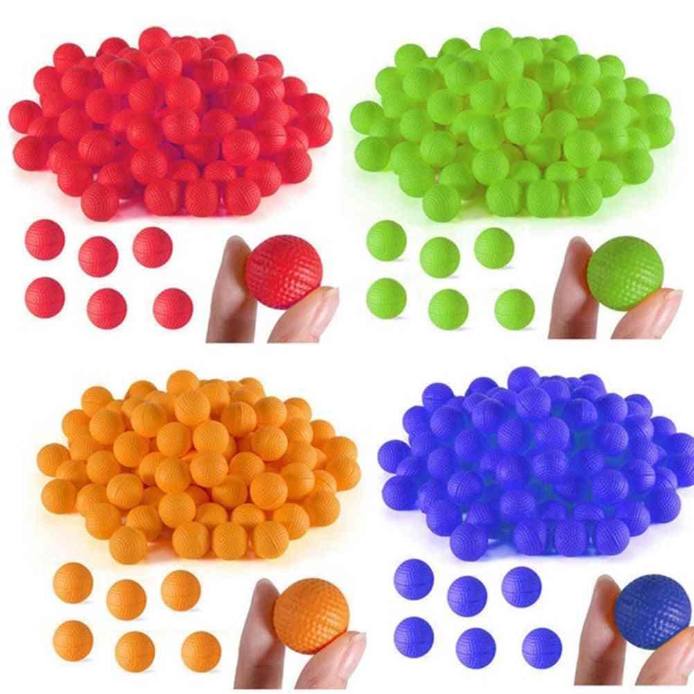 Rounds Foam, Ammo Refill, Replace Bullet Balls