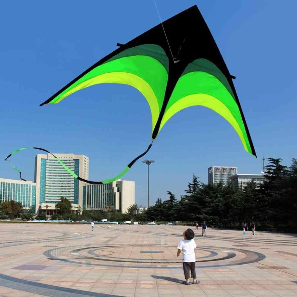 160cm Super Huge Kite Line, Stunt Kites Flying, Long Tail Outdoor Fun