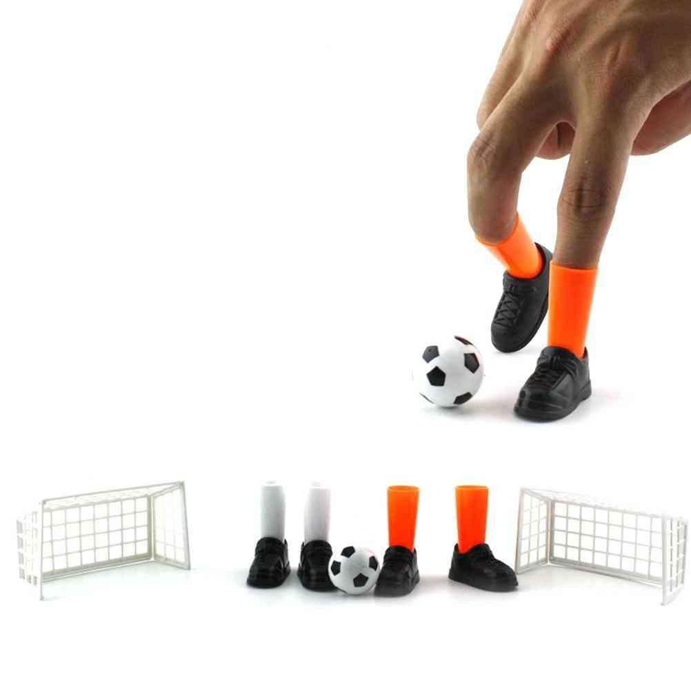Fun Football Finger Soccer Match Toy Set