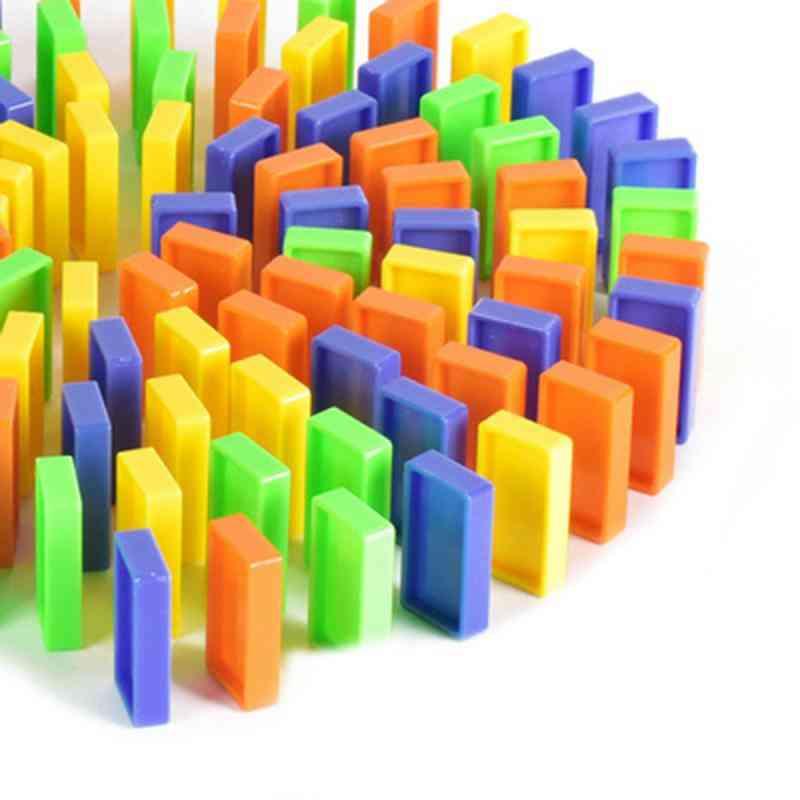 60pcs Domino Building Block Game Toy