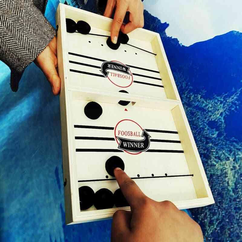 Foosball Winner, Catapult Bumper Chess-parent Child Interactive Game