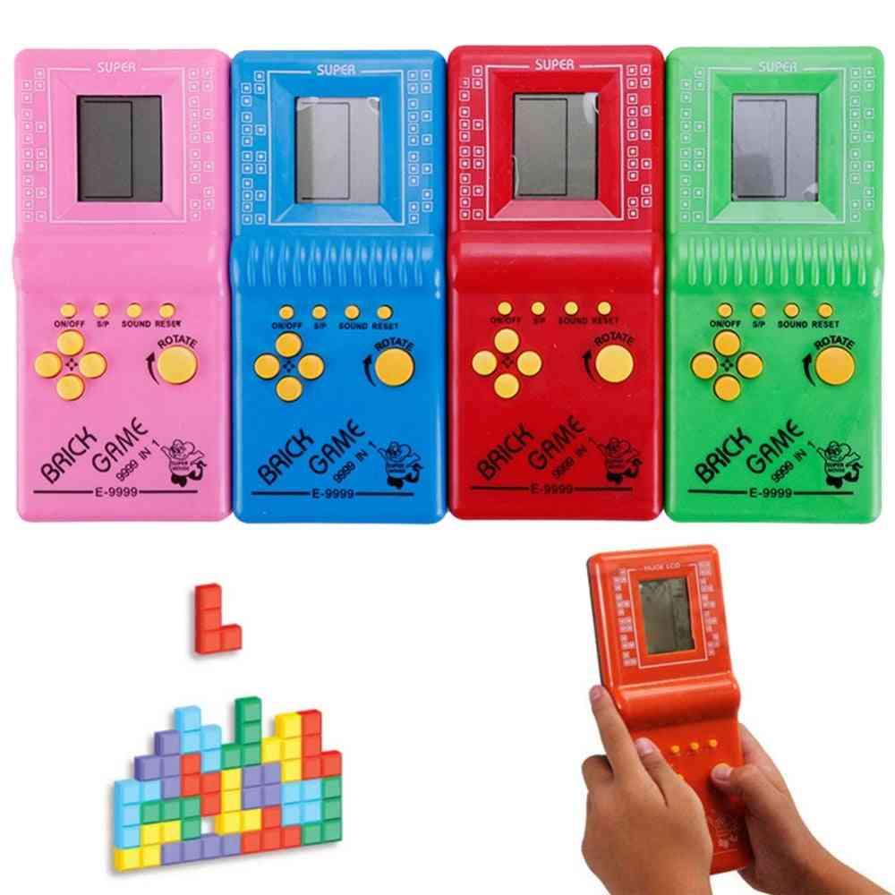 Retro Classic, Tetris Electronic Game-handheld Console