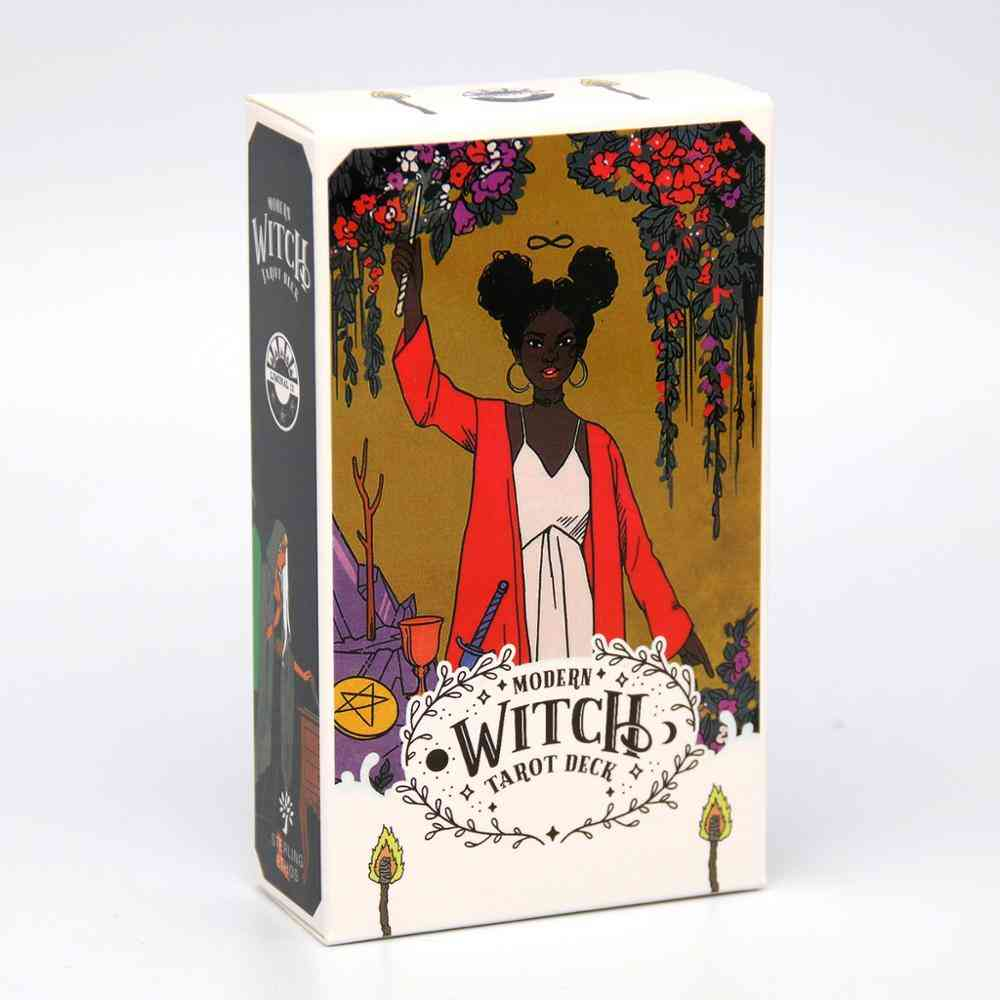 78 Tarrot Cards Inspired By Fashion And Modern Witches