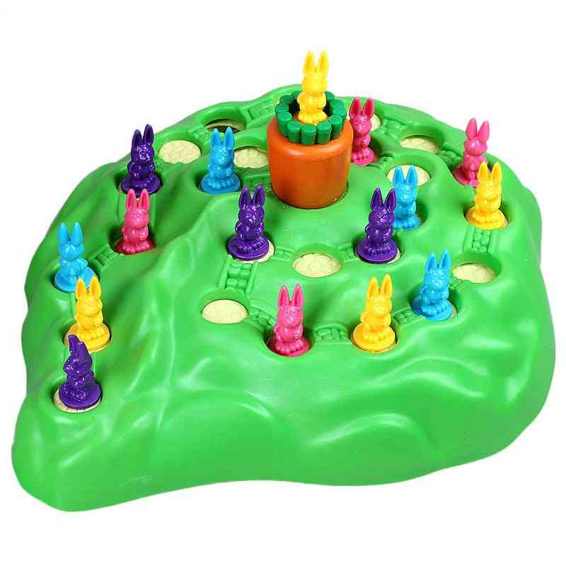 Rabbit Cross Country Board Game