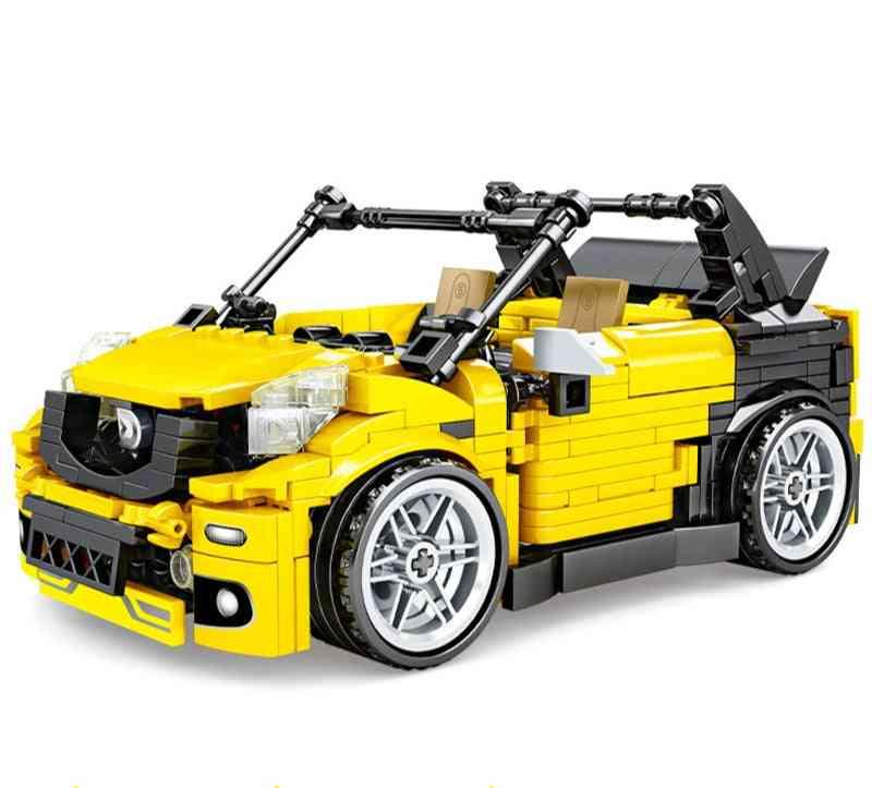 Mechanical Racing Car-technic Sports Model
