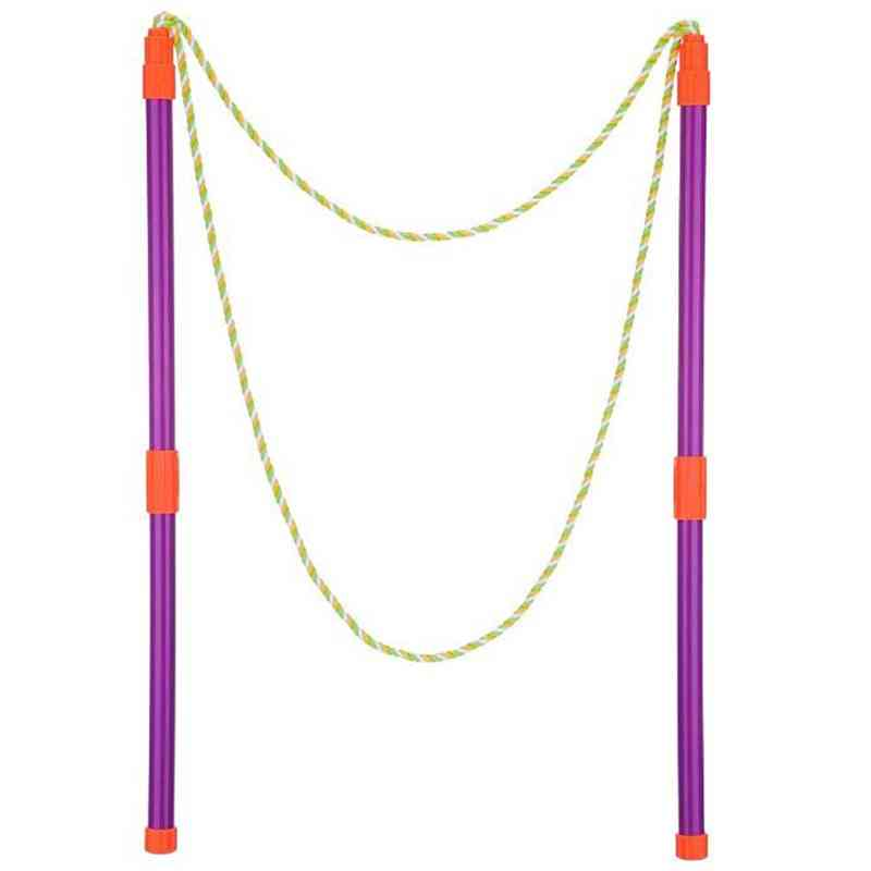Outdoor Activity Big Bubble Stick, Foldable Giant Toy For