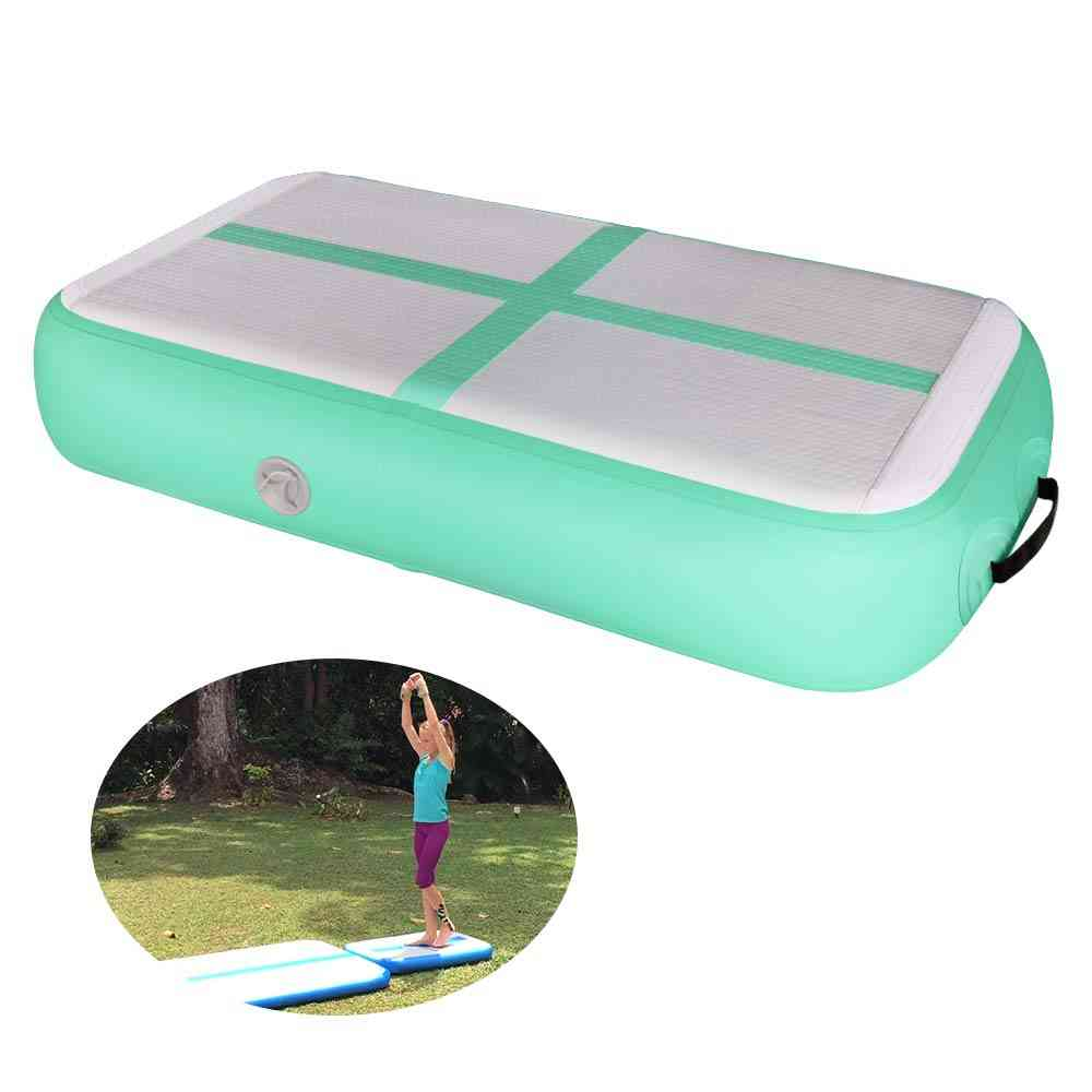 Air Board Inflatable Tumble Track Assisting For Gymnastic Training