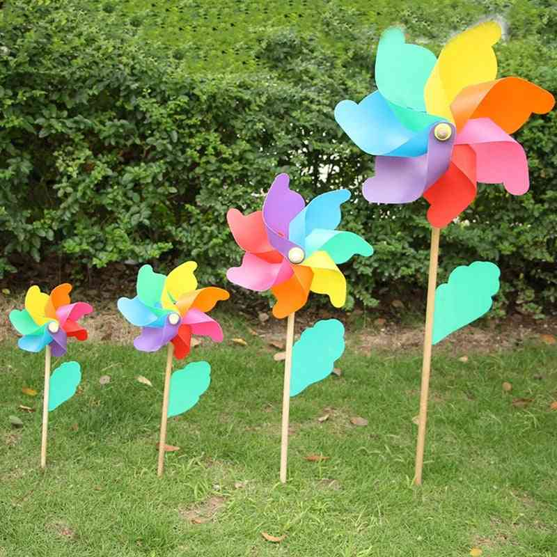 Wind Spinner And Decoration