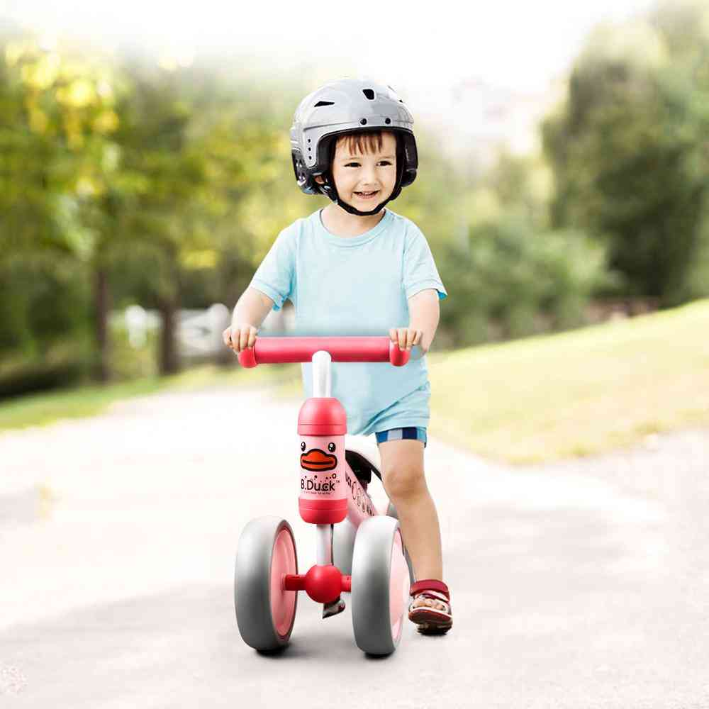 Baby Balance Bike With Mini Wrench-little Kids First Birthday Present