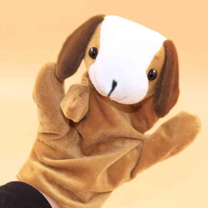 Finger Puppets, Animals Cotton Hand Puppet