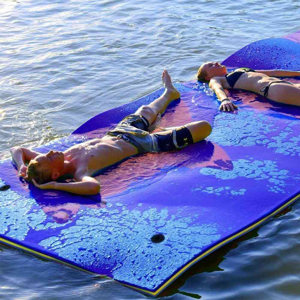 2/3 Layer, Anti-tear-pool Floating Pad For Swimming
